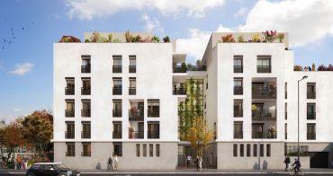 Villeurbanne : programme immobilier neuf « Programme immobilier n°219158 » en Loi Pinel