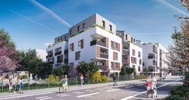 Villeurbanne : programme immobilier neuf « Les Galleries Perroncel » en Loi Pinel