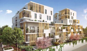 Villeurbanne : programme immobilier neuf « L'Îlot Charmes » en Loi Pinel