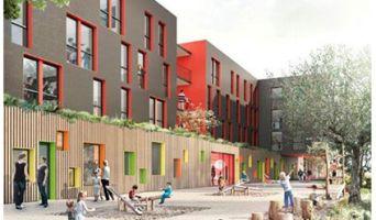 Photo du Résidence « L'Olivier » programme immobilier neuf en Loi Pinel à Villeurbanne