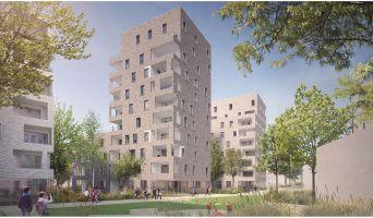 Photo du Résidence « N.O.U : Nouvel Opus Urbain » programme immobilier neuf en Loi Pinel à Villeurbanne