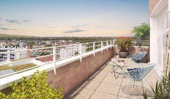 Villeurbanne programme immobilier neuve « N.O.U : Nouvel Opus Urbain » en Loi Pinel  (3)