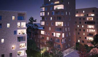 Villeurbanne programme immobilier neuve « N.O.U : Nouvel Opus Urbain » en Loi Pinel  (4)