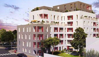 Photo du Résidence « Octavie » programme immobilier neuf à Villeurbanne