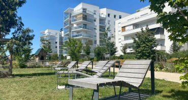 Villeurbanne : programme immobilier neuf « Partition » en Loi Pinel
