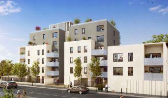Photo du Résidence « Rouss'Ô » programme immobilier neuf en Loi Pinel à Villeurbanne