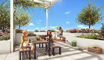 Villeurbanne programme immobilier neuve « Rouss'Ô » en Loi Pinel  (3)