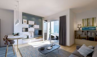 Villeurbanne programme immobilier neuve « Rouss'Ô » en Loi Pinel  (4)