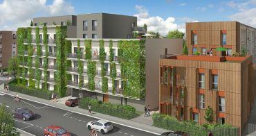 Villeurbanne : programme immobilier neuf « Signature »