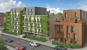 Villeurbanne : programme immobilier neuf « Signature » en Loi Pinel