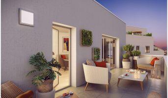 Villeurbanne : programme immobilier neuf « Square Verde » en Loi Pinel