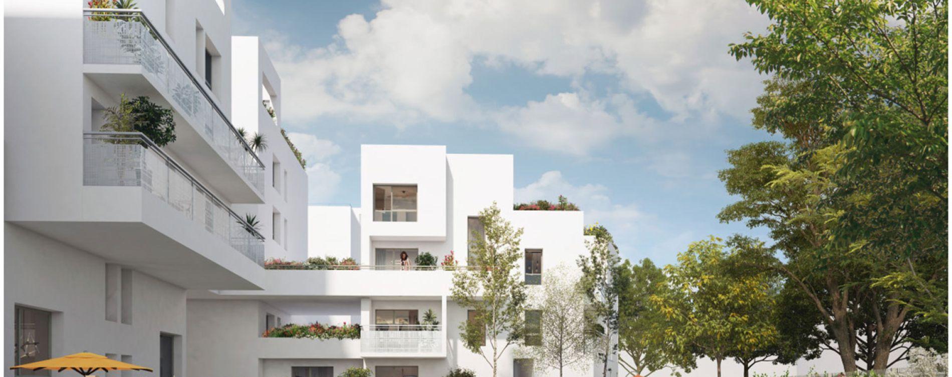 Villeurbanne : programme immobilier neuve « Tempo » (2)