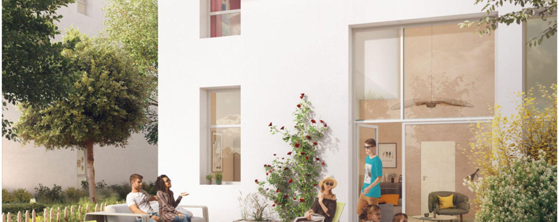 Villeurbanne : programme immobilier neuve « Tempo » (3)