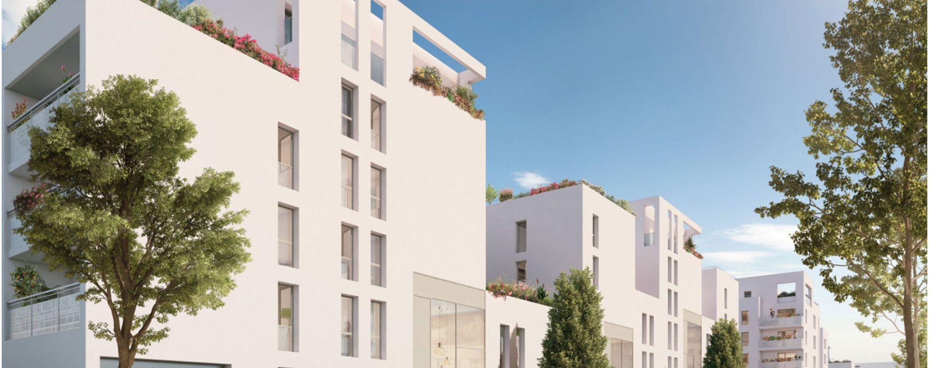 Villeurbanne : programme immobilier neuve « Tempo » (4)