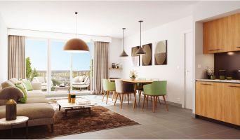 Résidence « Confidence Urbaine » programme immobilier neuf en Loi Pinel à Aix-les-Bains n°2