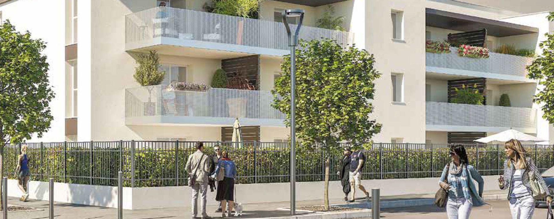 Résidence Inspiration à Aix-les-Bains
