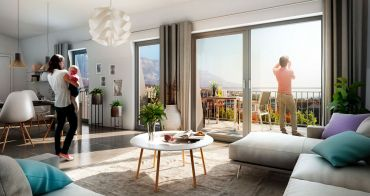 Résidence « L'Aixpression » (réf. 216997)à Aix-Les-Bains, Centre