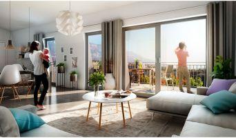 Photo du Résidence « L'Aixpression » programme immobilier neuf en Loi Pinel à Aix-les-Bains