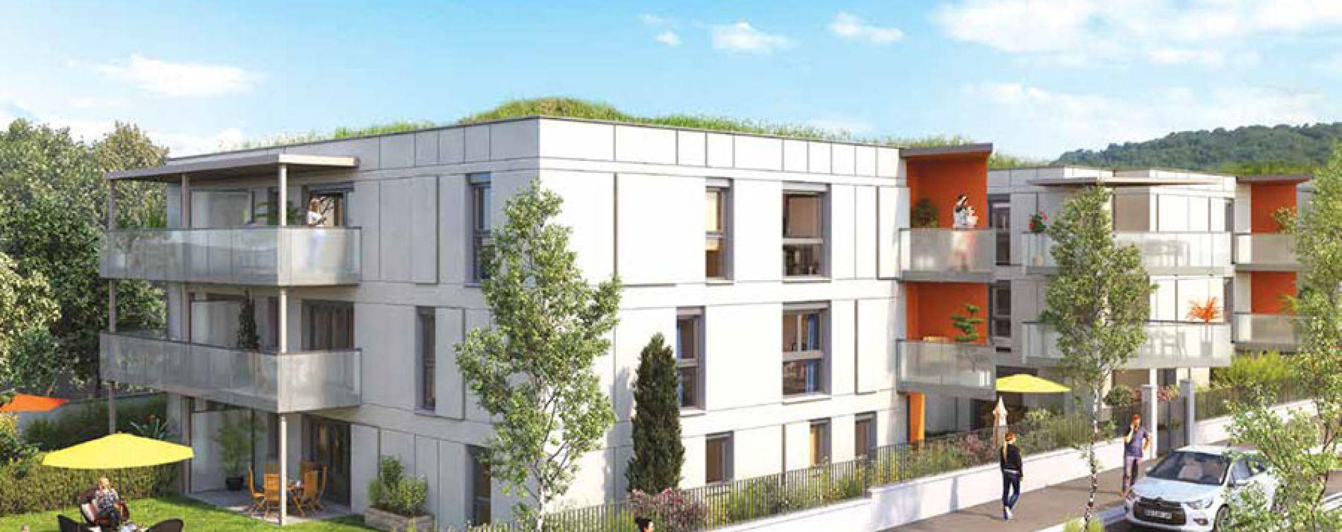 Résidence L'Aixquisse à Aix-les-Bains