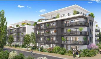 Photo du Résidence « Les Jardins de l'Hippodrome » programme immobilier neuf en Loi Pinel à Aix-les-Bains