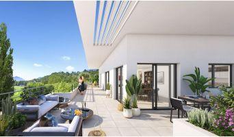 Aix-les-Bains programme immobilier neuve « Les Jardins de l'Hippodrome »  (3)