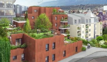 Programme immobilier neuf à Aix-les-Bains (73100)