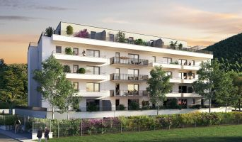 Albertville : programme immobilier neuf « Les Balcons Etoilés » en Loi Pinel