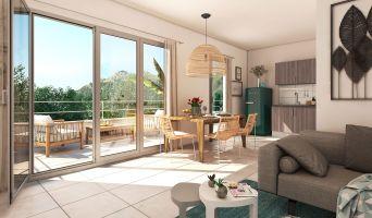 Albertville programme immobilier neuve « Les Balcons Etoilés » en Loi Pinel  (2)