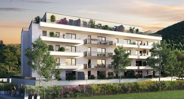 Photo du Résidence « Les Balcons Etoilés » programme immobilier neuf en Loi Pinel à Albertville