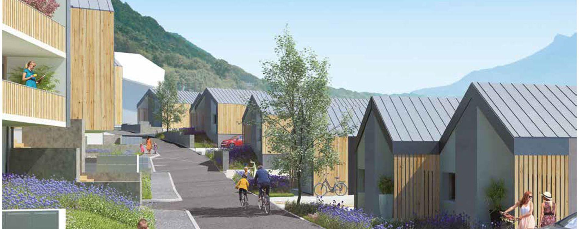 Barby : programme immobilier neuve « PANORAMA VILLAGE - Ilots C à G » en Loi Pinel (4)