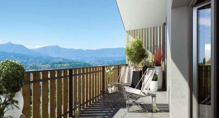 Photo du Résidence « PANORAMA VILLAGE - Ilots C à G » programme immobilier neuf en Loi Pinel à Barby