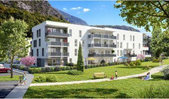 Challes-les-Eaux : programme immobilier neuf « Eloge du Château » en Loi Pinel