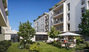 Photo du Résidence « Le Carré Joséphine » programme immobilier neuf à Challes-les-Eaux
