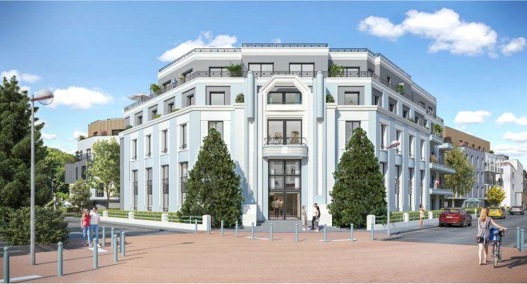 Chambéry programme immobilier neuf « Héritage » en Loi Pinel