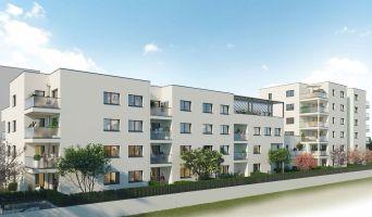 Chambéry programme immobilier neuve « Les Pierres Marines » en Loi Pinel  (2)