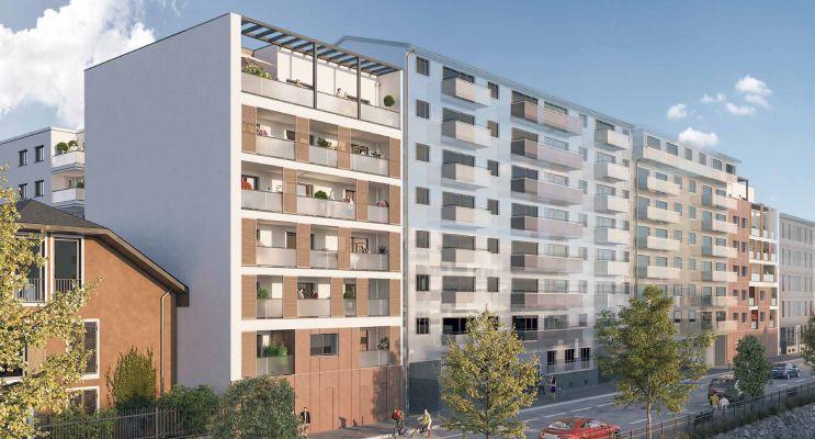 Photo du Résidence « Les Pierres Marines » programme immobilier neuf en Loi Pinel à Chambéry