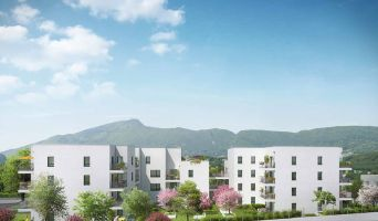 Résidence « L'Osmose » programme immobilier neuf en Loi Pinel à Chambéry n°2