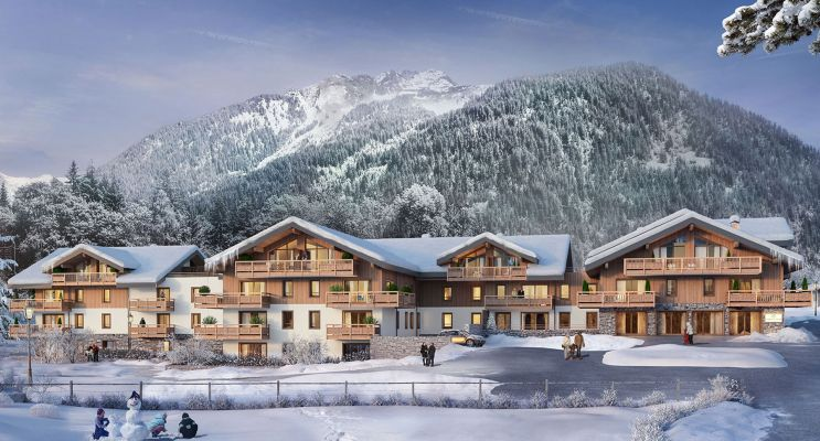 Photo du Résidence «  n°217623 » programme immobilier neuf à Champagny-en-Vanoise