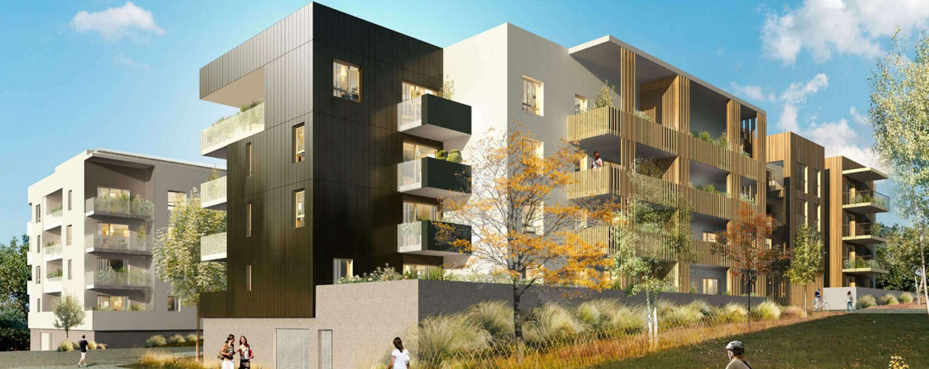 Cognin : programme immobilier neuve « Le Colys » (3)