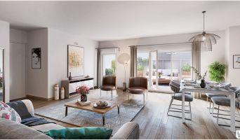 Gilly-sur-Isère programme immobilier neuve « Confidence »  (2)