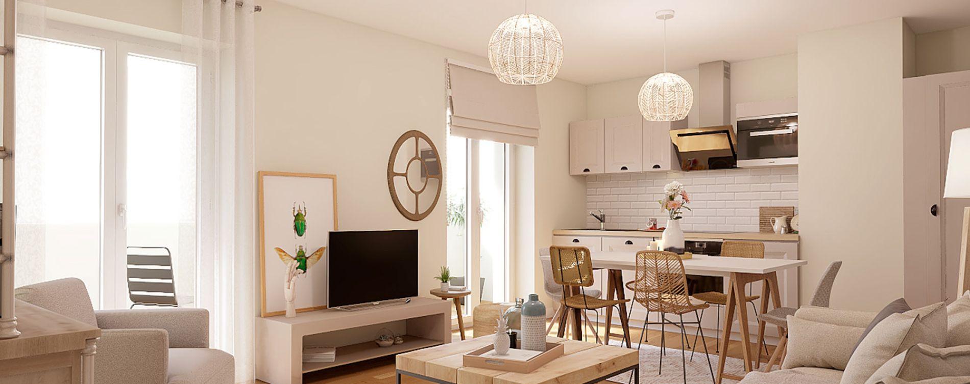 Orelle : programme immobilier neuve « Le Lodge » (3)