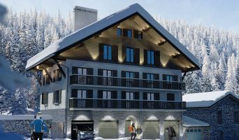 Orelle : programme immobilier neuf « Le Lodge »