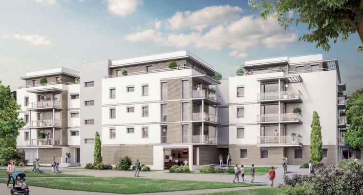 Photo n°2 du Résidence « Coeur Village » programme immobilier neuf en Loi Pinel à Saint-Alban-Leysse