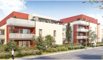 Photo du Résidence « Carmina » programme immobilier neuf en Loi Pinel à Saint-Baldoph