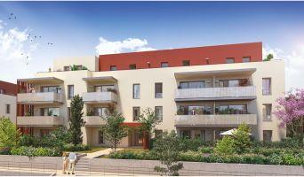 Saint-Baldoph programme immobilier neuve « Carmina » en Loi Pinel  (2)