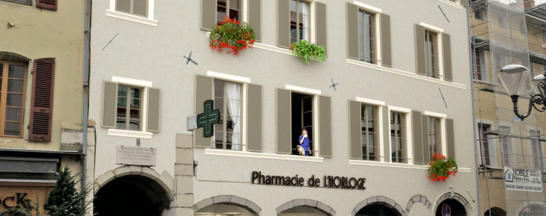 Résidence 20 Place Saint Leger à Sonnaz