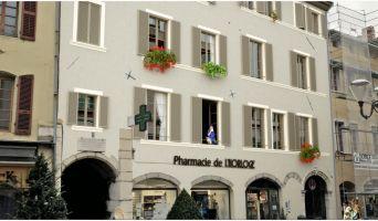 Photo du Résidence « 20 Place Saint Leger » programme immobilier à rénover en Déficit Foncier à Sonnaz