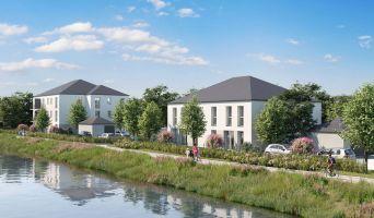 Arc-sur-Tille programme immobilier neuf « Les Jardins de la Tille »