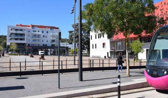 Chenôve : programme immobilier neuf « Central Park » en Loi Pinel
