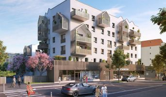 Chenôve programme immobilier neuf « Plein Coeur